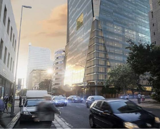 CAPE TOWN'S FORESHORE MAY WELCOME NEW OFFICE TOWER