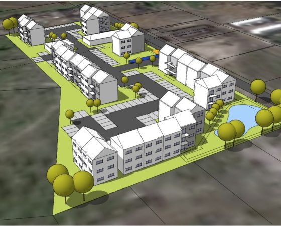 Knole Park Affordable Housing Project get's City Appeals Committee Go-ahead